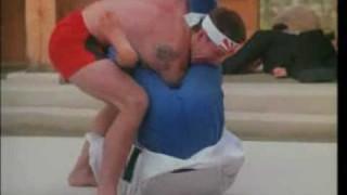Rigan Machado in Kickboxer 4