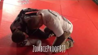 Super Sneaky Triangle Choke (From Ethan Crelinsten)