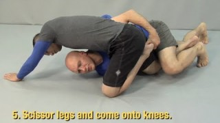 The First Sweep You Should Learn from the Half Guard – Stephan Kesting