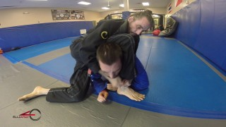 The Kraken Choke from turtle Position – Mike Bidwell