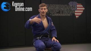 The Secret Shortcut to Fast Jiu-Jitsu Improvement – Q and A – Keenan Cornelius