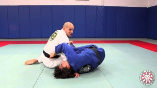 Berimbolo Defense with Gangster Crossface by Xande Ribeiro