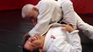 Wrist Lock from Closed Guard by Fabio Santos