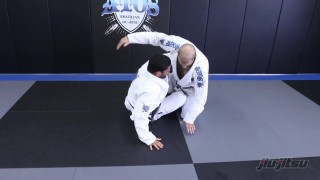 Andre Galvao, Butterfly Guard Sweep