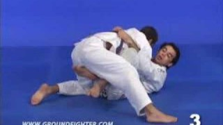 Arm Drag to Butterfly Sweep – Marcelo Garcia