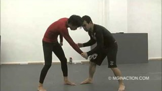 Arm Drag to Double Leg- Marcelo Garcia