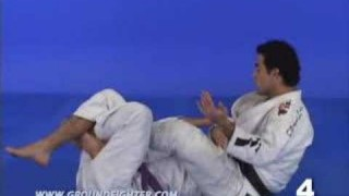 Armbar Against Deep Half Guard- Marcelo Garcia