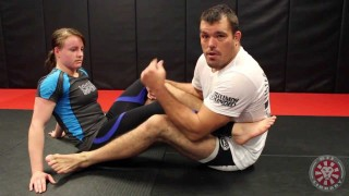Straight Ankle Foot Lock- Dean Lister