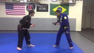 Foot Sweep Takedown- Gustavo Dantas