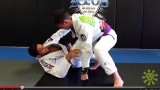 Reverse De la Riva Sweep with Andre Galvao