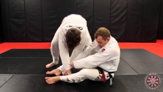 Jeff Glover – Torreando Counter with Arm Drag or Rollover Sweep (BJJ Library Seminar)