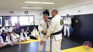 Xande Ribeiro – One Handed Grip Break (Y Grip Break)