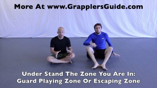 Guard Retention Concepts For Grapplers – Jason Scully