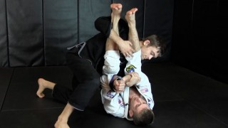 Keenan Cornelius: Advanced Spinning Armbar from Guard