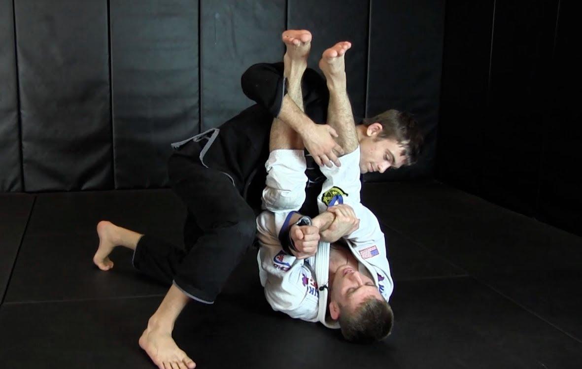 Keenan Cornelius: Advanced Spinning Armbar from Guard