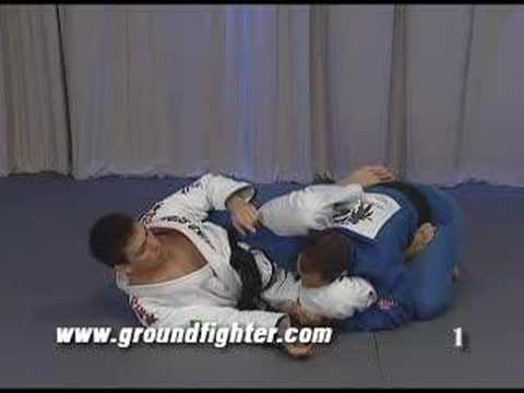 Omoplata from Guard- Demian Maia