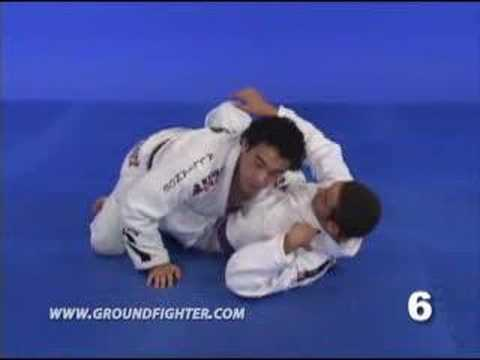 Passing Spider Lasso Guard- Marcelo Garcia