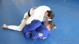 Roger Gracie, Lasso-Half Guard Pass