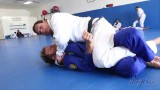 Roger Gracie, Setting Up the Ezekiel Choke