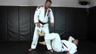 Rolling Toe Hold- Dean Lister