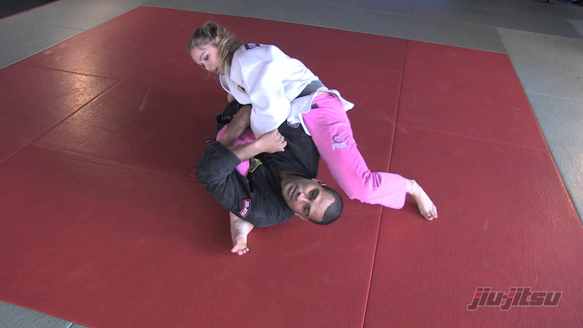 Ronda Rousey – Grip Break to Arm Bar