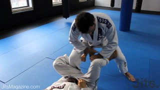 Passing De La Riva guard – Shawn Williams Part 1