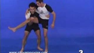Single Leg Takedown- Marcelo Garcia