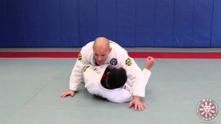 Flattening to Pass the Half Guard by Xande Ribeiro