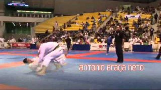 2008 Worlds BJJ Take Downs & Throws