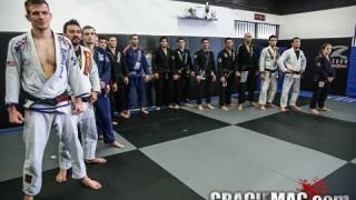 2015 Worlds: The Atos Jiu-Jitsu training camp in San Diego