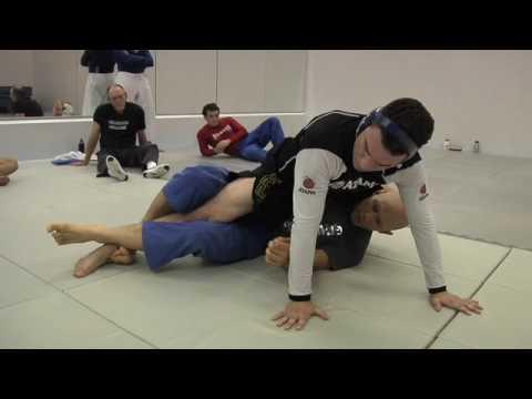 3 Deep Half Guard Leg Positions