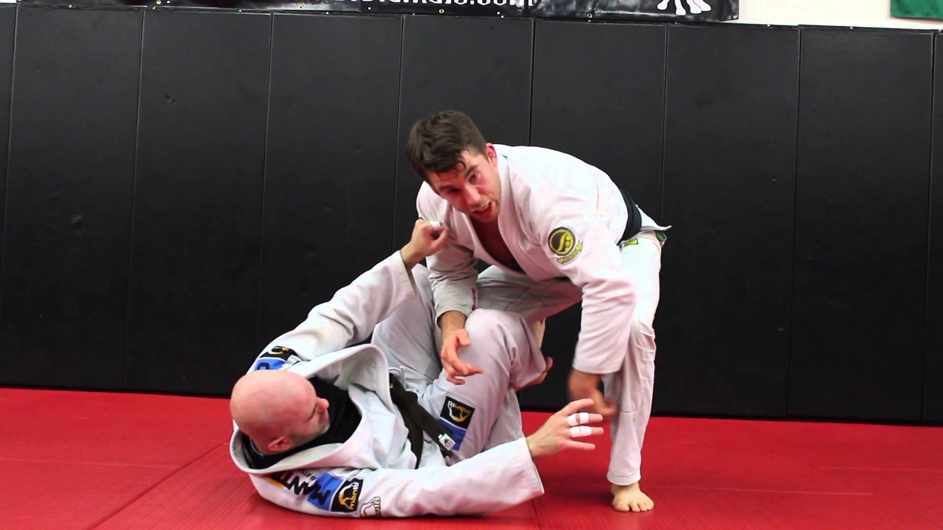 3 ways to take the back with the Kimura