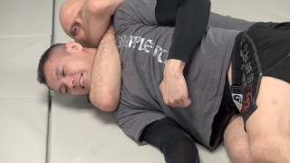 A Cool Trick for the Rear Naked Choke- Stephan Kesting