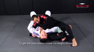 Armlock from Side Control- ONE Fighter Almiro Barros