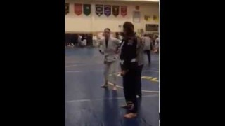 Bad Injury from Closed Guard Pull