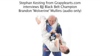 BJJ Training & Competition Strategies with Brandon 'Wolverine' Mullins (audio only)