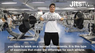 BJJ World Champion Ary Farias' Lifting Routine @ XGym – Jits Magazine