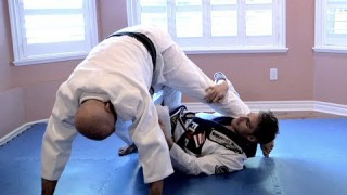 Cool X Guard Drill and Sweep with Clark Gracie