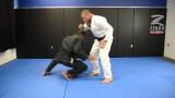 Defense to A Wrestler Shooting A Double: Kimura