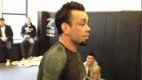 Eddie Bravo Rolling with Marcelo Garcia
