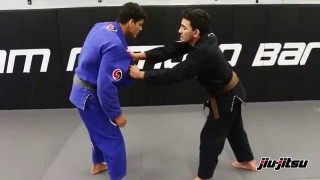 Edwin Najmi, Flying Triangle Choke