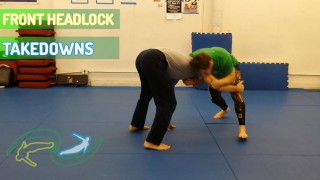 Front Headlock Takedowns