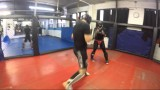 GSP's Coach teaches the best way to pull guard in MMA