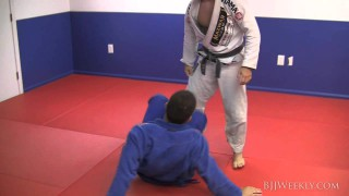 Guard Pass w/ Back Take & Choke- Tanquinho