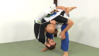 Guard Pull Technique Straight Into an Armbar