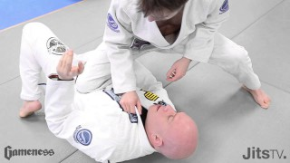 How to Escape Knee-On-Belly | Riccardo 'Baleia' Ammendolia