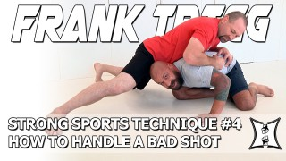 How to Handle Opponent that Sprawls on You- Frank Trigg