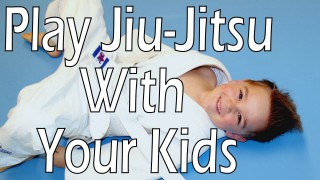 How to play jiu-jitsu with your kids Part 1: Guard recovery development
