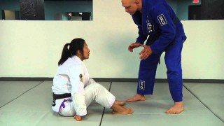 How to use the Butterfly Guard to Sweep a Bigger, Stronger Opponent