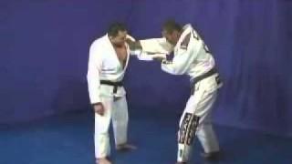 Jacare Souza- Hip Throw & Ankle Pick